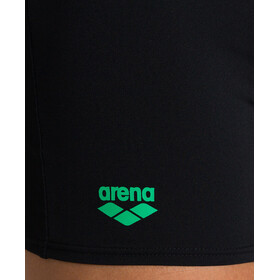 arena Essentials Pantaloncini Uomo, black/golf green